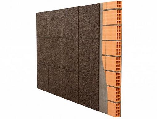 isolation mur intérieur plaques liège expansé pur